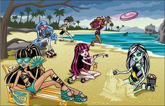 Gloom Beach
