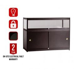 """<div class=""""collapsible""""><p class=""""bullet-title heading"""">4 Adjustable Halogen Lights included in the Price</p><div class= """"block-content""""style=""""display: block;""""><ul class=""""bullet""""><li>This cabinet comes with 4 halogen side lights. LED lighting is also available for this cabinet.</li></ul></div></div><p><span style=""""font-size: medium; line-height: 2.12em;"""">Built to EU specifications</span></p><p><span style=""""font-size: medium; line-height: 2.12em;"""">Display area above the…"""