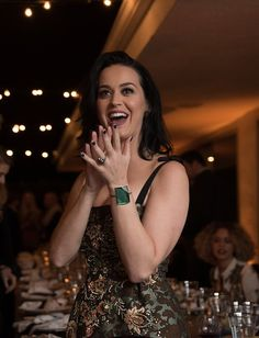 #TB | New/Old pic of @katyperry at the 35th birthday bash for Michael Kives (August 12th, 2016) in Los Angeles