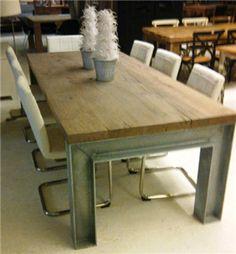 ... Result for http://www.silo6.nl/images/Tafels/Eiken_H-balken_tafel.jpg
