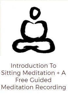 Sitting Meditation: Introduction + A Free Guided Meditation Recording | Frequently Asked Questions About Silent Meditation Retreat | meditation practice | meditation inspiration | yoga life | peaceful living | wellness | better living | self improvement | #aboutmeditation