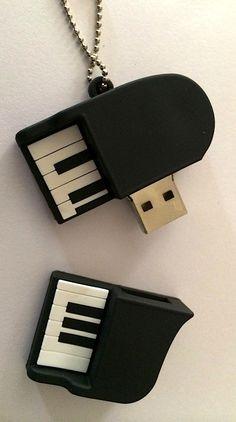 USB Hard drive Piano keyboard adjustablepianobe...