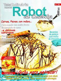 TeleCulinária Robot de Cozinha Nº 30 - Julho 2010