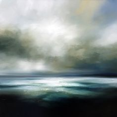 CULTURE N LIFESTYLE — Hazy Abstract Seascapes by Paul Bennett Fine...