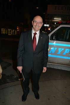 NYC Fire Commissioner Salvatore Cassino .  photo by:  rose billings