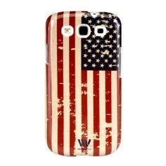 Amazon.com: Samsung Galaxy SIII S3 Hardshell Flag Case: Cell Phones & Accessories