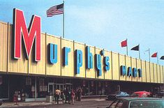 Murphy's Mart.  I can remember going there when I was a kid!