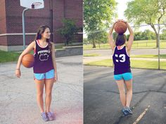 Try the Sporty Pusheen tank top out on the courts with some color pop athletic shorts!