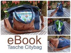 Neues EBook: Tasche Citybag von www.keko-kreativ.de