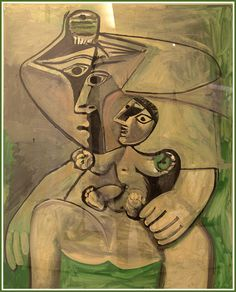 Picasso Pablo - Maternité | Flickr - Photo Sharing!