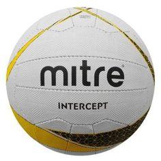 Mitre | Mitre Intercept Netball | Netball