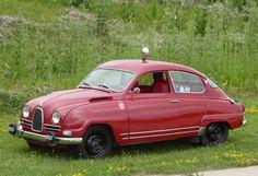 1964 Saab 96