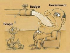 People-Budget-Government