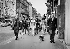Rouen, France, 1970 © Jean - Luc Weber