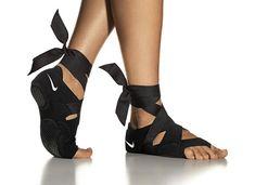 Nike-zool beschermt blote voeten
