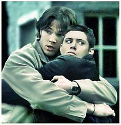 Oh Sam and dean ❤