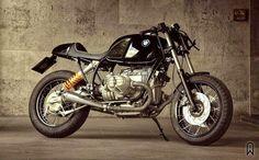 BMW 'HAMBURG BEEMER' - URBAN MOTOR - RACING CAFE
