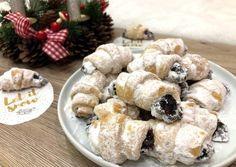 Szilvalekváros hókifli recept foto Biscuits, Cereal, Snacks, Cookies, Breakfast, Food, Bakken, Crack Crackers, Crack Crackers