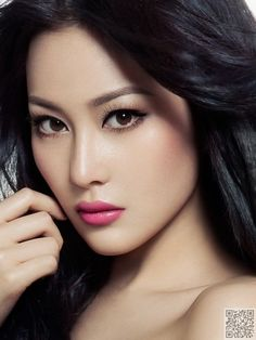 4. #Reign in Your Eyebrows - 16 #Gorgeous Asian Makeup #Tricks to Try ... → Makeup #Makeup