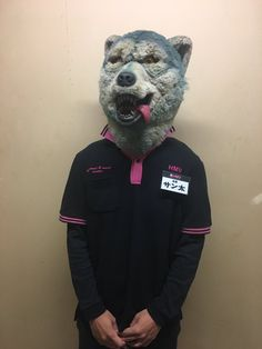 """MAN WITH A MISSION on Twitter: """"新人店長サン太。#同時多発店長リターンズ… """""""