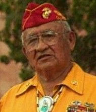 The Navajo Code Talkers of WWII