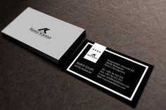 Premium hotel business card design - Designatic