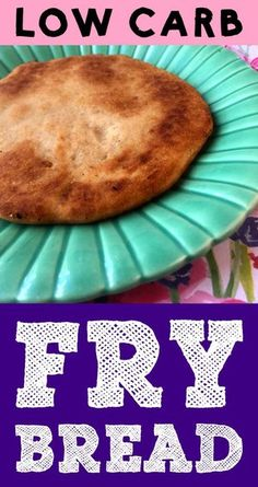 This is a low carb take on traditional Navajo Fry Bread. It's also a good substitute for naan bread. This bread recipe is Keto, Ketogenic, Atkins, Banting, THM, LCHF, Gluten Free and Sugar Free compliant. Oh, and it also tastes great. Win win. #resolutioneats #lowcarb #keto #naan #frybread