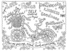 deborah muller coloring pages - Google Search