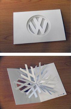 Publicidad en Escabeche: Volkswagen y la navidad