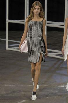 Alexander Wang Spring 2014 Ready-to-Wear Fashion Show - Josephine Skriver