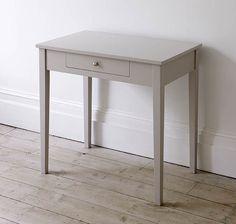 Tuvan single drawer desk - The Dormy House