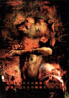 Anthropomorphic Calendar - Dave McKean