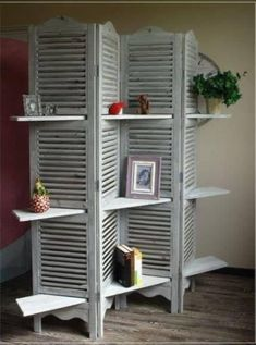 Ladder Bookcase, Tall Cabinet Storage, Shelving, Furniture, Home Decor, Spaces, Ideas, Shelves