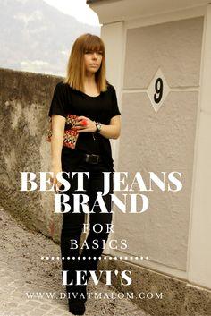 Best Jean Brands, Best Jeans, Jeans Brands, T Shirt, Fashion Tips, Tops, Women, Supreme T Shirt, Fashion Hacks