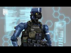 EL MEJOR ROBOT DEL PLANTE NOMBRE , FEDOL . HUMANOIDE - YouTube