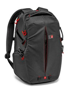 The Pro Light RedBee-210 Backpack is a multi-feature solution designed for professional photographers looking for a capacious, lightweight bag that can hold two camera bodies and a 400mm lens.  Its new rear access feature allows you to configure your photo gear in the way that works best for you thanks to the flexible internal protective dividers. A special zippered mesh system keeps your gear separate from your laptop, tablet and other media equipment, which is safely stored and easily…