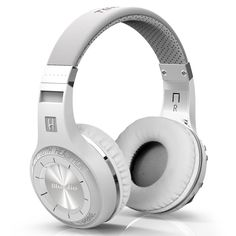 Bluedio H-Turbine(Shooting Brake) auriculares inalámbrico estéreo Bluetooth4.1 (Blanco)