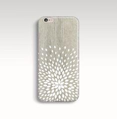 iPhone 6 cas, bois iPhone 6 s cas, iPhone 5 s cas, Floral iPhone 6 Plus cas, cas, iPhone 5C iPhone 5 cas Galaxy S5 affaire cadeau de Noël