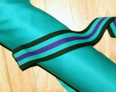 Fabric Teal cheerleader athletic polyester by DancewearByDiana