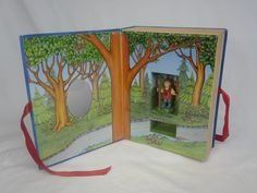 "Jirina's Journey Collectible Treasure Book 1 ""The Rescue"" featuring Jirina."