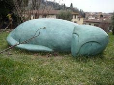 Dove Vai? The Folon Rose Garden of Florence | Tuscan Traveler