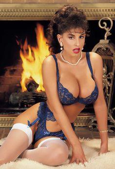 stockings Sarah young