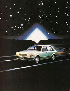 1981 BD Mazda 323 5 Door Hatchback Page 1 Aussie Original Magazine Advertisement Mazda Cars, Japan Cars, Car Advertising, Motor Company, Old Cars, Retro, Vehicles, Vintage Ads, Japanese