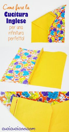 244 Best Tutorial Di Cucito In Italiano Images In 2019 Baby Sewing