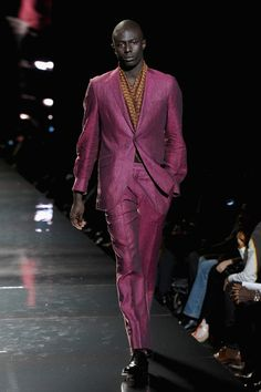 New York Fashion Week: Spring/summer 2013 (Arise magazine African Icon Ozwald Boateng collection)