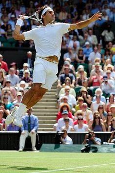 Roger, Wimbledon