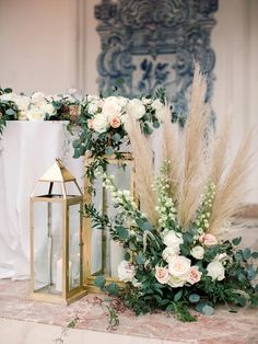 Florals by Jenny is an Orange County florist located in Laguna Beach, California. Wedding and Event Florist serving Orange County, San Diego County, Los Angeles Boho Wedding Decorations, Reception Decorations, Flower Decorations, Wedding Centerpieces, Wedding Table, Floral Wedding, Wedding Flowers, Olive Green Weddings, Dried Flower Arrangements
