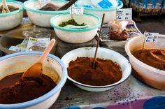 Market Views:  Somphet Market, Chiang Mai on FoodPractice.com #travelfood #thailand #chiangmai