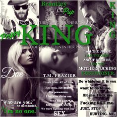 KING by T. M. Frazier
