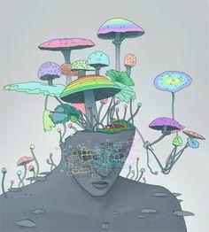 наркомания,гифка,Infected Mushroom,музыка